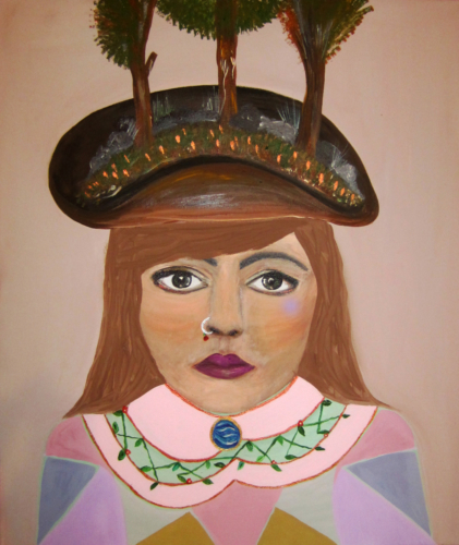 PortraitAcrylic